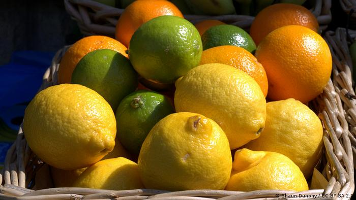 Citrus fruit collection ++ Shaun Dunphy / CC BY-SA 2.0 ++