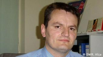 Driton Ljajći, portparol Ministarstva pravde Kosova