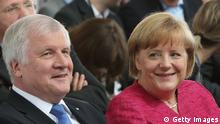 CDU/CSU stellen ihr Wahlprogramm in Berlin vor
