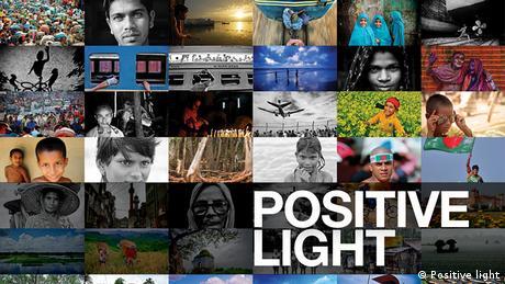 Bangladesch Buchbesprechung Positive Light Buchcover