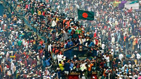 Bangladesch Buchbesprechung Positive Light