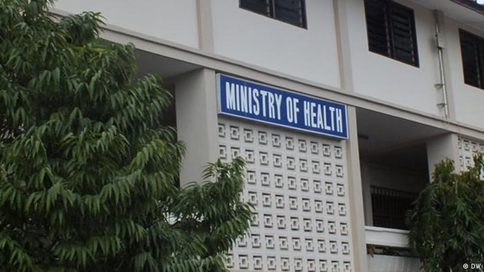 Hospital Ghana Accra The Accra Psychiatric Hospital
