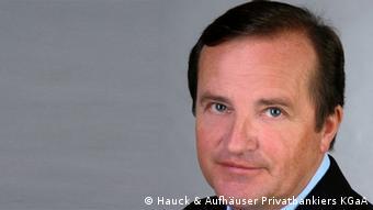 Fidel Helmer, Berater für Hauck & Aufhäuser Privatkiers (Foto: Hauck & Aufhäuser Privatbankiers KGaA)