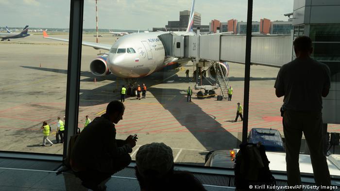 Moskova Şeremetyevo Uluslararası Havalimanı