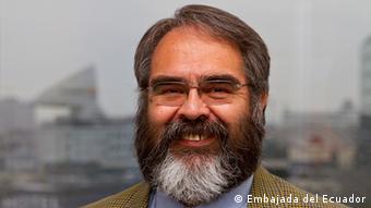 Jorge Jurado, ecuadorianischer Botschafter in Berlin (Foto: Botschaft Ecuador)