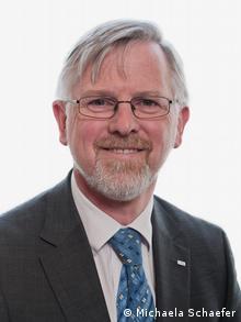 Michael Maqua Leiter der Abteilung Anlagentechnik bei GRS