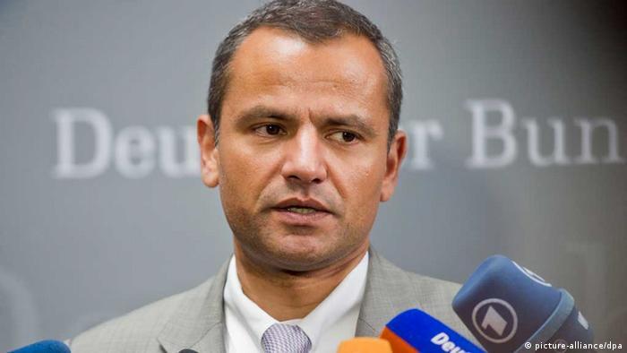 Der Vorsitzende des NSU-Untersuchungsausschusses Sebastian Edathy