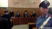 Prozess gegen Silvio Berlusconi