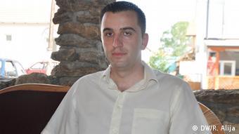 Branimir Stojanović, šef biroa Vlade Srbije za Kosovo sa sedištem u Gračanici