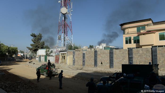 کاخ ریاست جمهوری در کابل