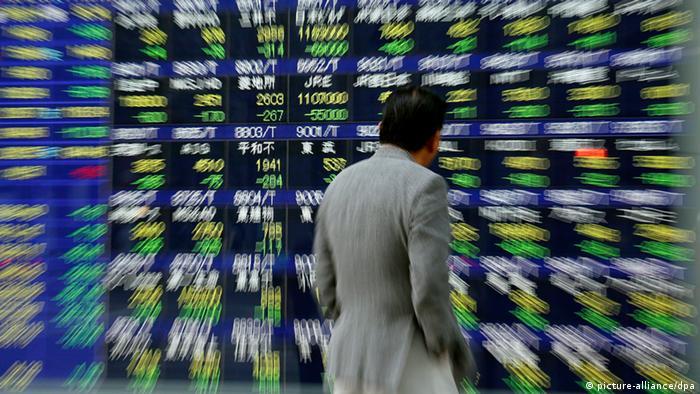 Börse Tokio fast sechs Prozent im Plus