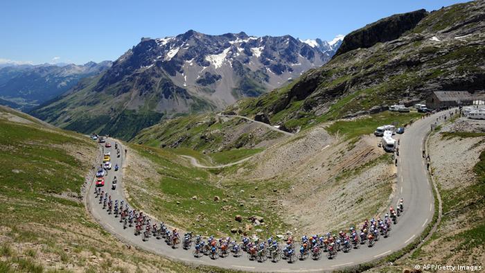 Uspon L'Alpe d'Huez