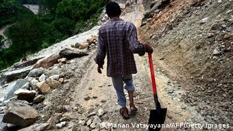 Indien Überschwemmungen Uttarakhand 25.06.2013