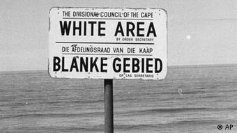 racial segregation in south africa essay