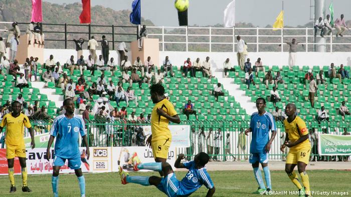 CECAFA Fussball-Cup (EBRAHIM HAMID/AFP/Getty Images)