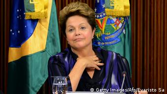 Dilma Rousseff (Foto: AFP/Getty Images)