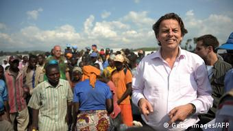 Albert Gerard Bert, former Dutch minister for Development is the director of the mission in mali. (ROBERTO SCHMIDT/AFP/Getty Images)