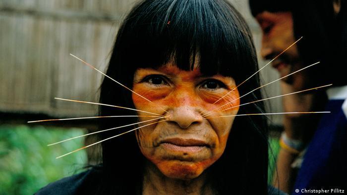 Bildergalerie über die Matses im Amazonasgebiet (Christopher Pillitz)