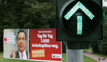 Das Bundesverfassungsgericht hat den Weg fuer die Neuwahl des Bundestags endgültig freigemacht