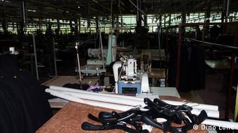 Proizvodne hale stoje prazne