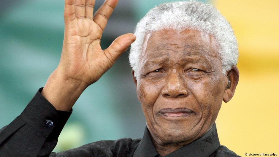 Honoring Nelson Mandela In Song Music Dw 23072013
