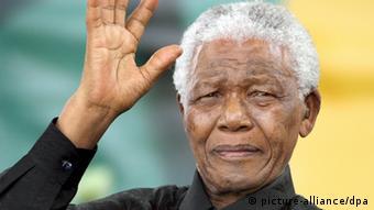 Nelson Mandela 90. Geburtstag
