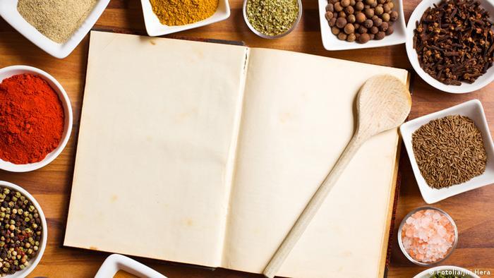 seasonings and herbs (Photo: Jiri Hera)