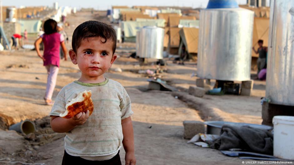 unicef immer mehr kinder in syrien in not aktuell nahost dw. Black Bedroom Furniture Sets. Home Design Ideas