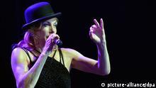 Ute Lemper Sängerin