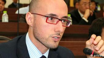 Porträt - Dr. Alessio Patalano