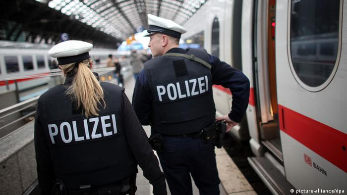 У Німеччині поліція патрулює окремі поїзди вибірково