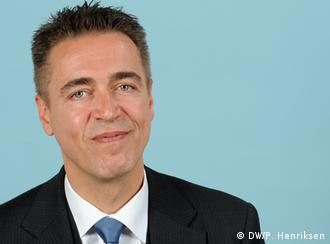 Deutsche Welle Rainer Sollich. Programm Afrika/Nahost, Arabische Redaktion. Foto DW/Per Henriksen 21.05.2013 #DW3_8938.