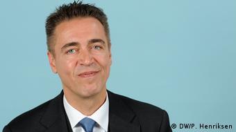 Rainer Sollich, Deutsche Welle, Arabische Redaktion (Foto: Per Henriksen (DW))