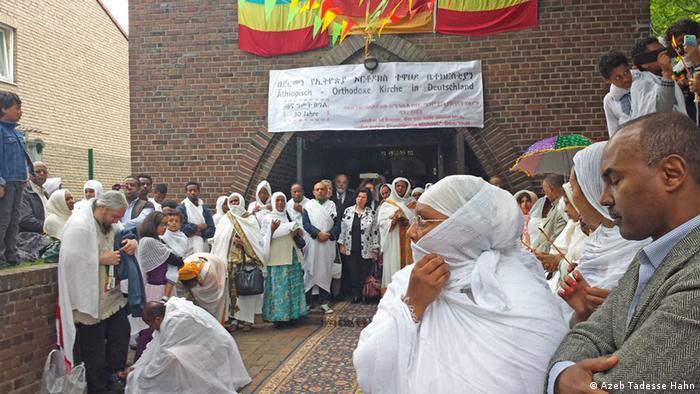30 Jahre Äthiopisch-Orthodoxe Kirche in Deutschland