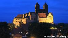 Harz - Burg Quedlinburg (picture-alliance/dpa)