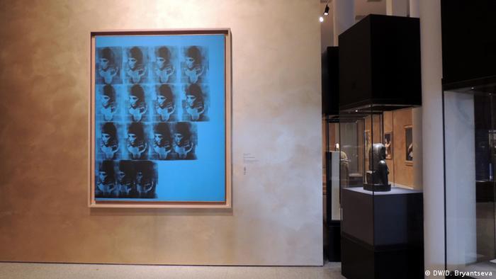 Энди Уорхол, ''Blue Liz as Cleopatra''