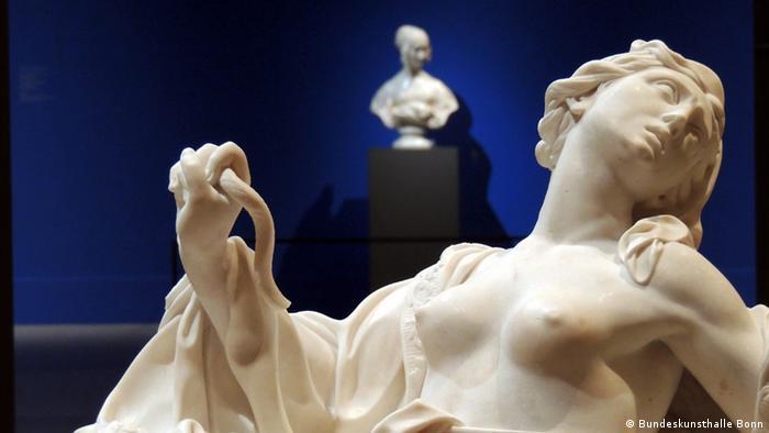 Франсуа Баруа, ''Умирающая Клеопатра''