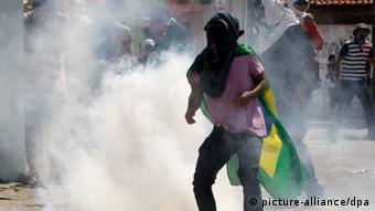 Proteste in Brasilien