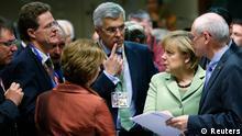 EU Gipfel Merkel mit Rompuy und Ashton 28.06.2013