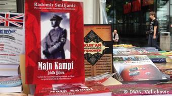 Mein Kampf Übersetzung auf serbisch Buchmesse in Sarajevo