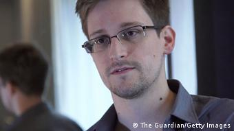 Porträt von Edward Snowden (Foto: The Guardian via Getty Images)