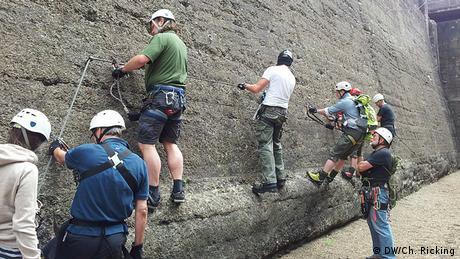 鲁尔区攀岩运动