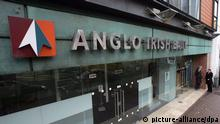 Anglo Irish Bank in Belfast