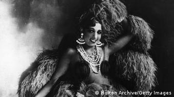 Josephine Baker als Kleopatra (Photo by Hulton Archive/Getty Images)