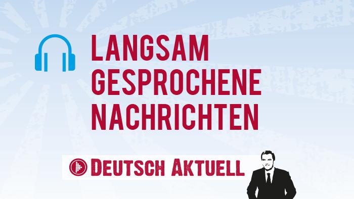 Logo von den Langsam gesprochenen Nachrichten