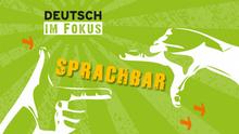 DW Sprachkurse Deutsch im Fokus Sprachbar Infografik