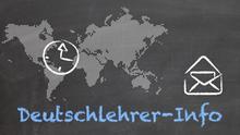 DW Sprachkurse Deutschlehrer-Info Infografik