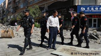 Unruhen in China Xinjang Juni 2013