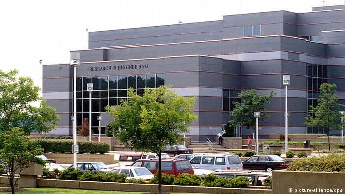 Das Hauptquartier der National Security Agency (NSA) in Fort Meade (Foto: dpa)