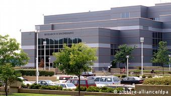 USA Hauptquartier NSA Fort Meade